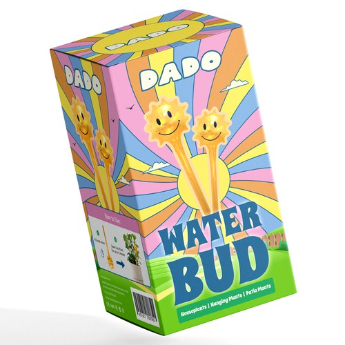 """Watering Orb Product called """"Water Bud"""""""