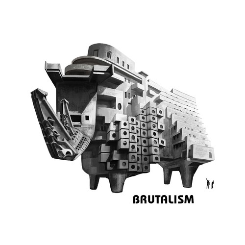 Concept of architecture - Brutalism and Metabolism