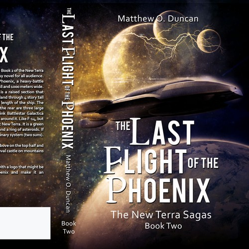 the Last Flight of the Phoenex