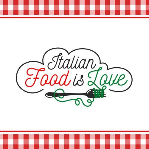 Italian Food is Love - cooking blog