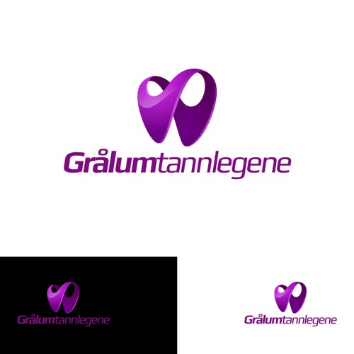Gralumtannlegene Dental Logo