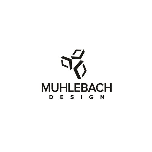 MUHLEBACH Logo Design