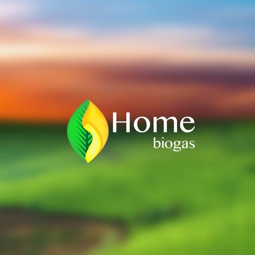 Gas company identity