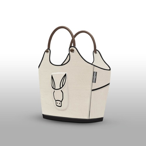 Tartan Donkey handbag