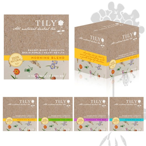 Tily Herbal Tea