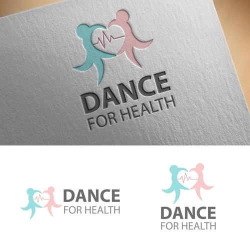 Logo concept for Dance for Health
