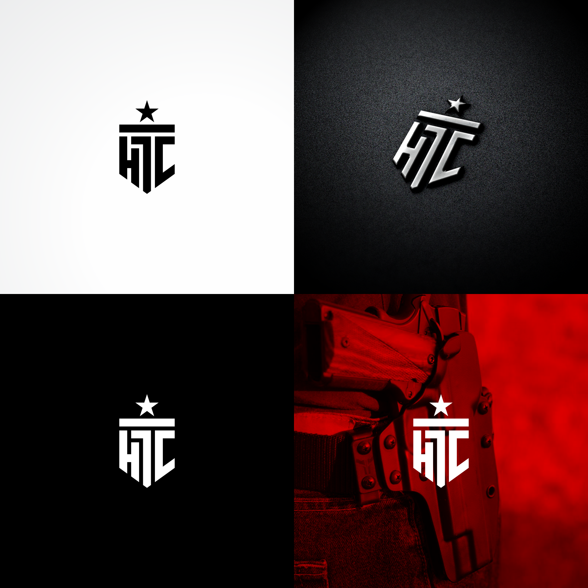 Need a new logo for the defense industry