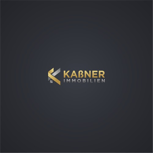 Logo design for Kabner Immobilien
