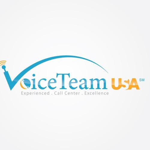 Voice Team USA needs a new logo
