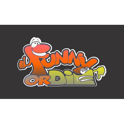 Create the next logo for Funny or Die!!!