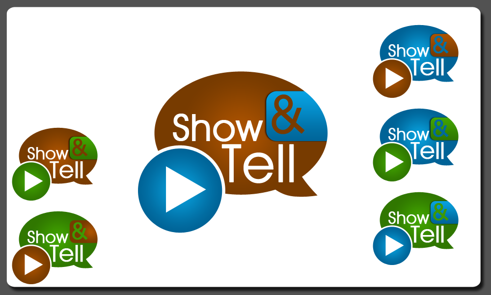 New logo wanted for Show n tell