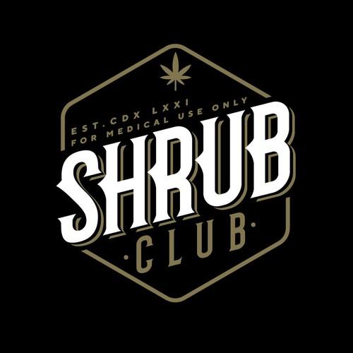 logo for shrub contest