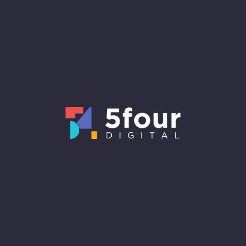 Logo for web design studio
