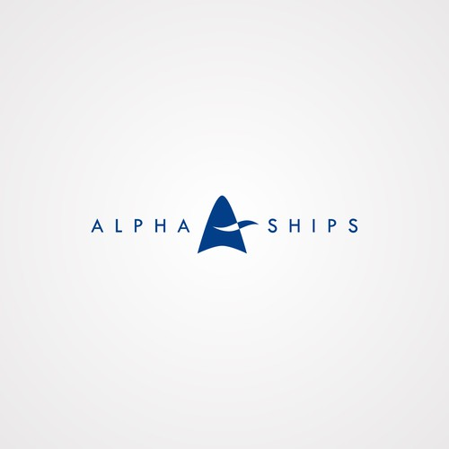 Alpha Ships Logo - The world's first online platform that allows investors to invest in Ships