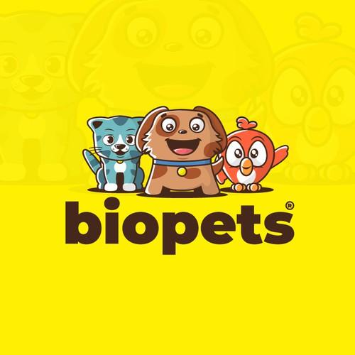 Logo Design for Pet Store