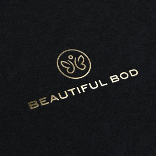 Luxury Beauty Logo Design for Skincare