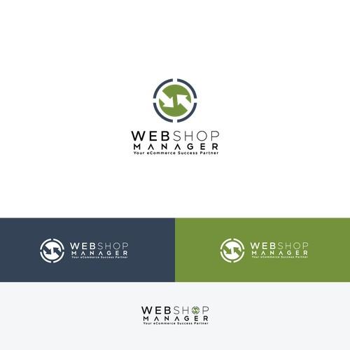 Redesign Logo Webshop Manager