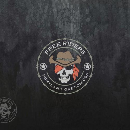 logo for Cowboy Pirate Logo
