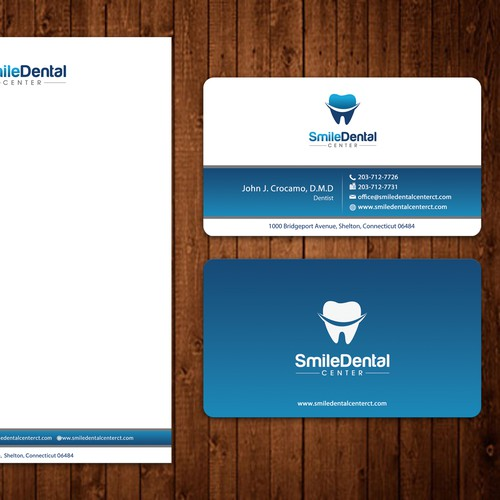 Business Card for Dental