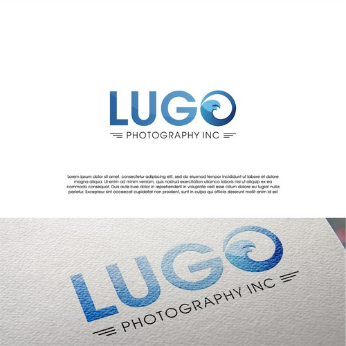 Logo Concept for Lugo Photography Inc.