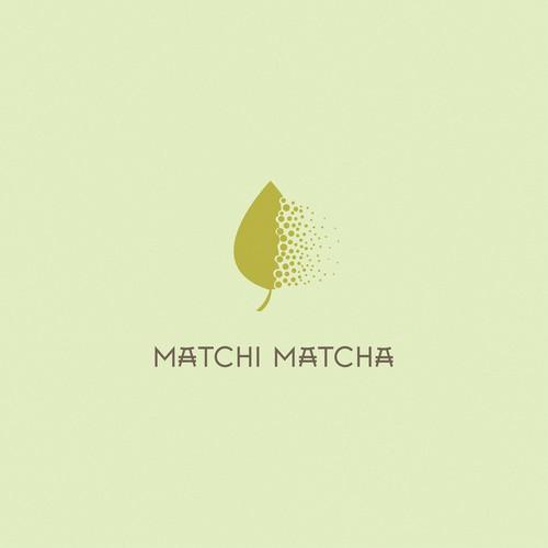 Matcha tea logo