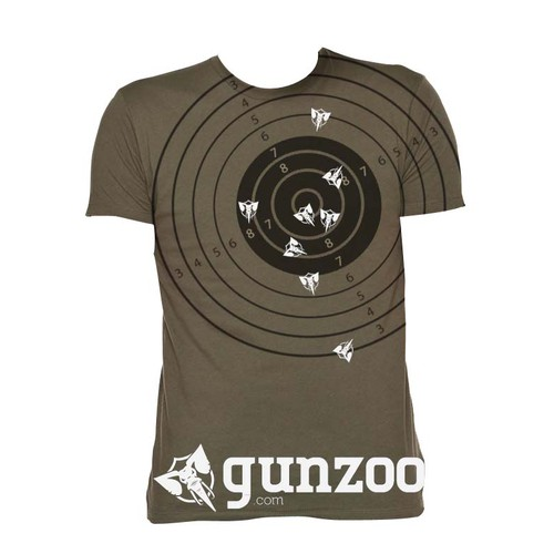 Gunzoo.com T-Shirt Design