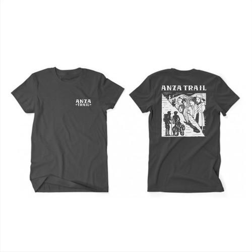 anza t-shirt