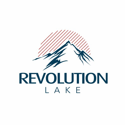 Revolution Lake needs a new logo