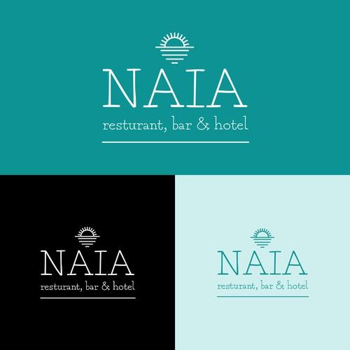 Beachy Logo for Outside Bar & Resturant