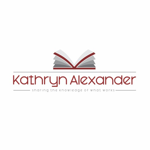 Help Kathryn Alexander with a new logo