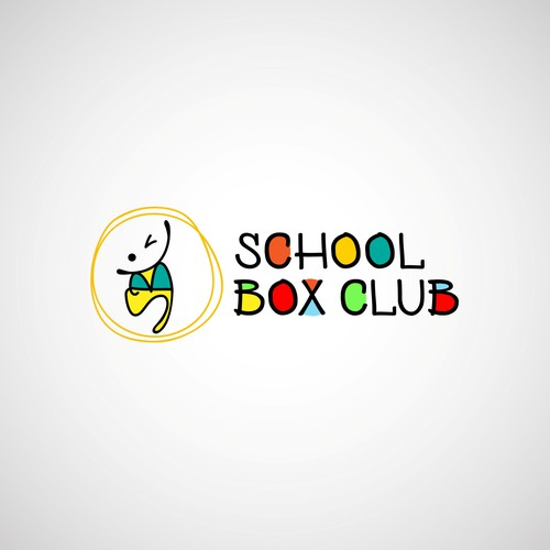 Fun design for kids school stationary