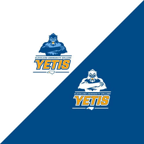 Cleveland Community College Athletic Program Logo/Mascot