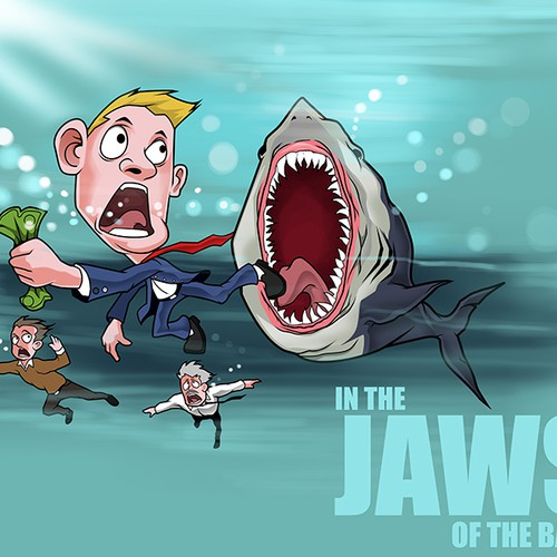 In the jaws of the Bank