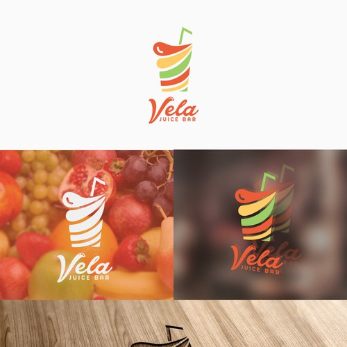 Create a Juice Bar logo