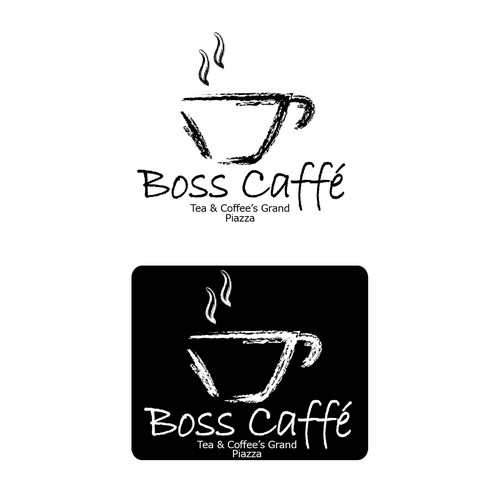 Create a logo for a luxury online Tea and Coffee Marketplace