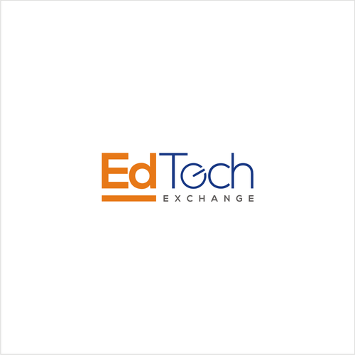 Create a logo for a brand new company in the EdTech space