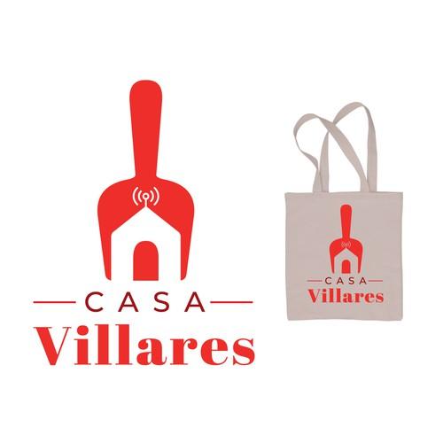 Logo for kitchenware and houseware E-commerce