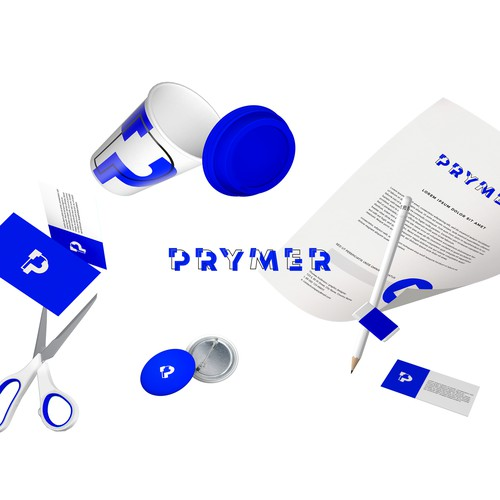 Conceptual logotype for PRYMER