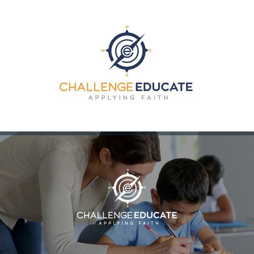Logo for Challenge Educate