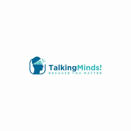 Smart idea for Talking Minds logo