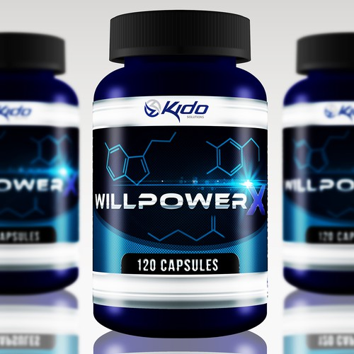 Create a killer design for a promising new supplement