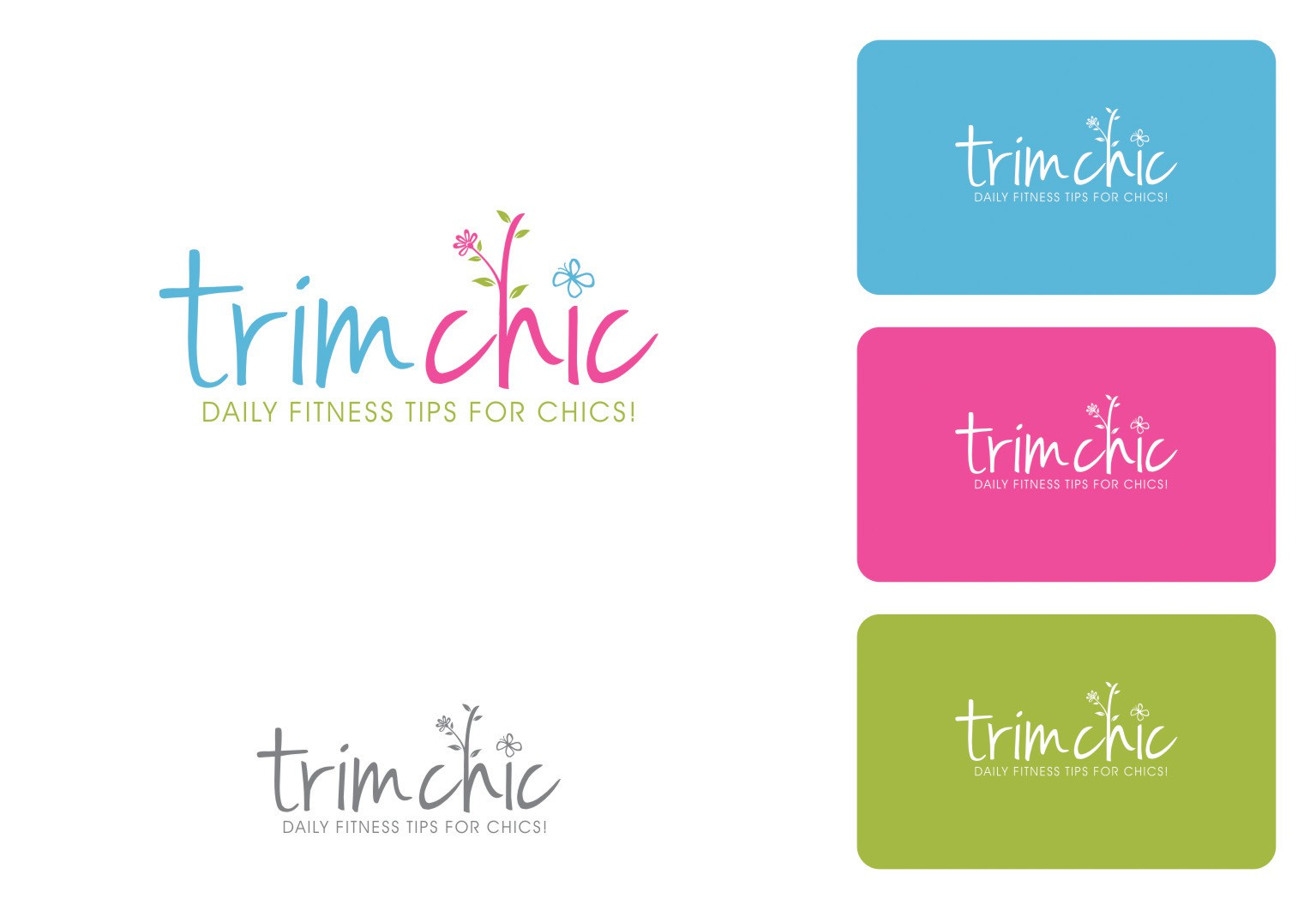 New logo wanted for TrimChic.com