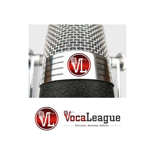 logo for VocaLeague