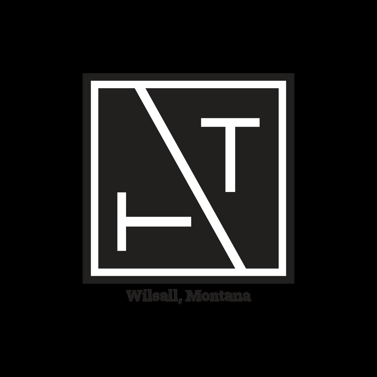 """Tilted """"T"""" Brand (Hat Design)"""