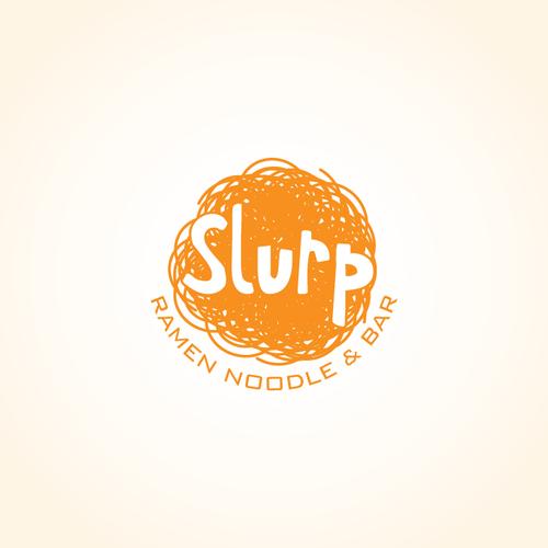 Slurp! The louder you slurp the better it is!