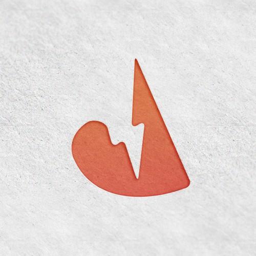 d power enery logo