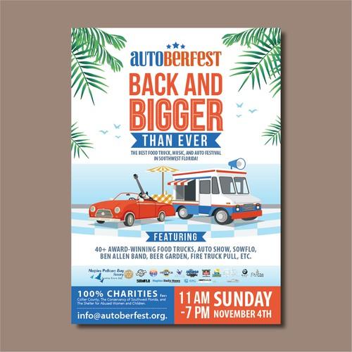 Autoberfest Poster