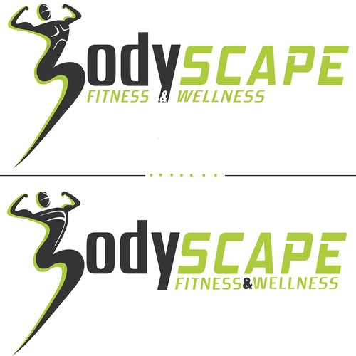 Create a logo for my Gym and Wellness facility