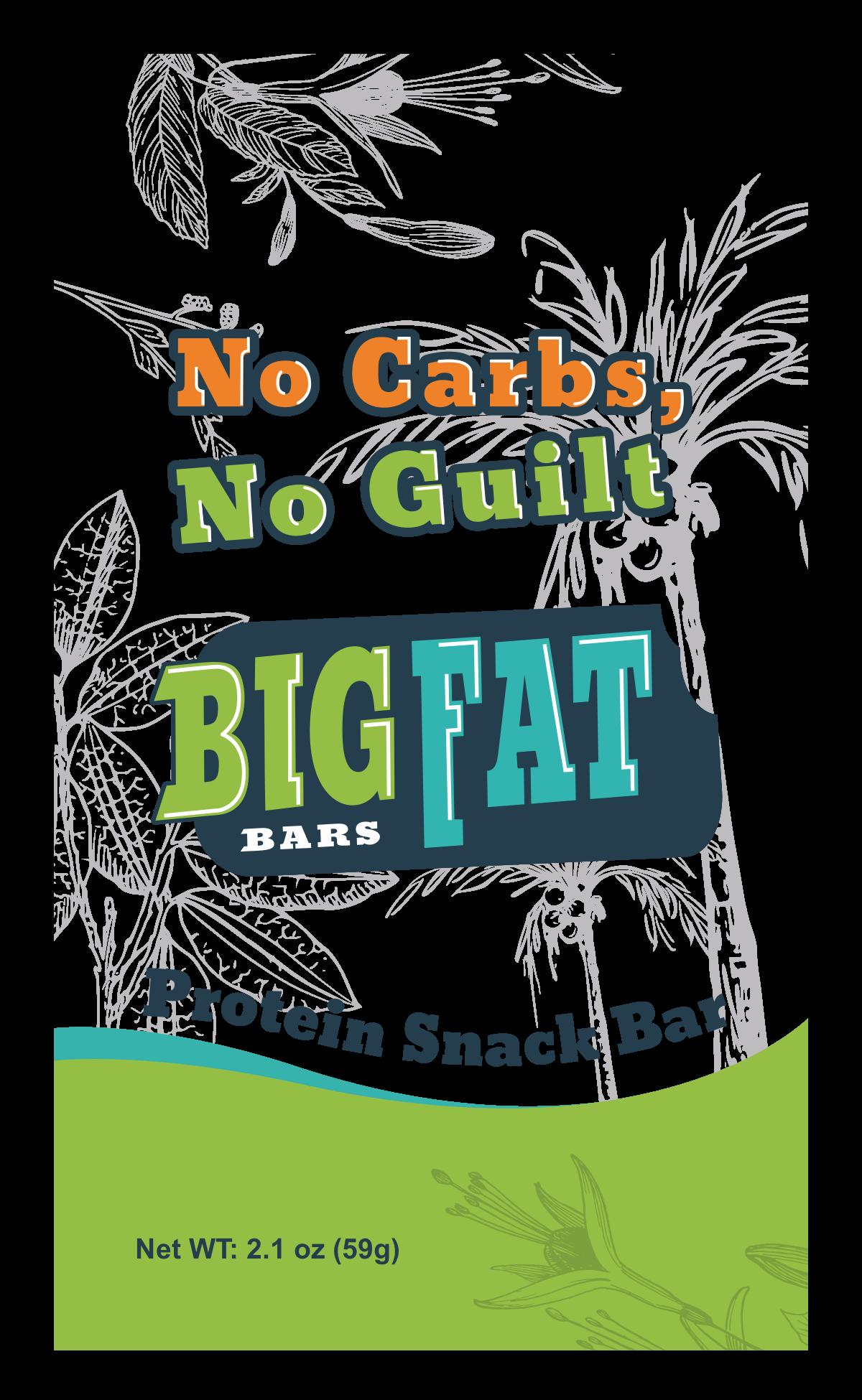 Big Fat Bars Label