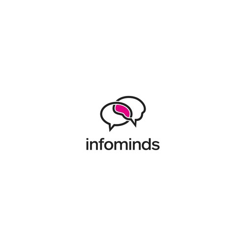 design logo infominds
